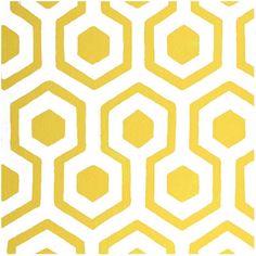 Inspiration: geometric paint ideas for wall    Art by Reesa