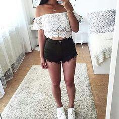 Idées de tenue d'été ☀️