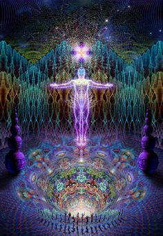 Opening to high frequency energies. Sacred Geometry ♡♡♡