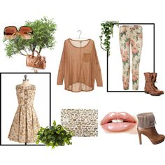 Mellow, created by savannah-merrill on Polyvore
