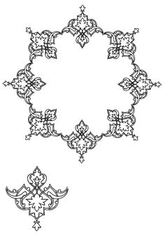 8-islamic Persian Pattern