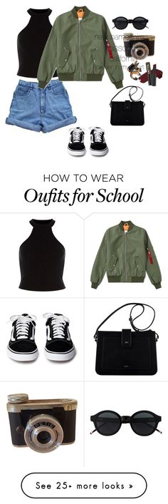 """middle school"" by alexis48-1 on Polyvore featuring L.A. Girl and Bobbi Brown Cosmetics"