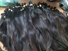 Thin Virgin Hair | Unihair Vietnam