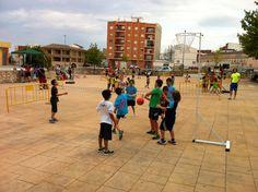 Festa del Bàsquet al Parc Beat Ferreres (26-6-2014). 67