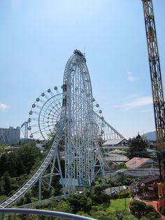 mount fuji rollacoaster | Fuji-Q Amusement Park – Japan