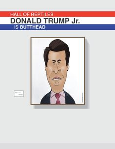 Donald Trump Jr. is Butthead