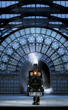 The Tales of Hoffman - Lyric Opera of Chicago - design, Ezio Frigerio.