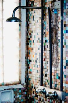 Amazing tile work!