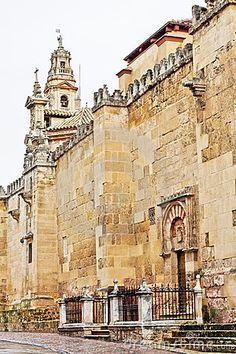Mosque; Cordoba Spain