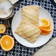 Orange-Ricotta Pop Tarts