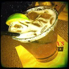 The House Margarita from Gloria's - best Dallas margaritas
