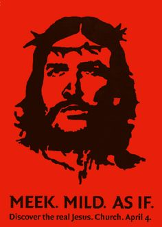 Jesus and Che Guevara - Meek Mild - As If - The Inspiration Room Liberation Theology, Ridiculous Pictures, Tim Kaine, Jesus Photo, Advertising Networks, Jesus Face, Fidel Castro, Youth Ministry, Pictures Images