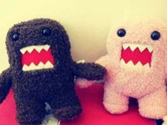 Interacial DOMO LOVE !  lol...go domo. :)