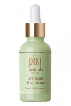 Pixi® skintreats Overnight Glow Serum Concentrated Exfoliating Gel - - image 1 of 3 Sephora, Pixi Beauty, Beauty Tips, Drugstore Beauty, Beauty Care, Beauty Uk, Best Drugstore Moisturizer, Drugstore Contouring, Beauty Blogs