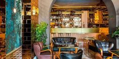 Five of the best Rome Hotspots- G-Rough Bar