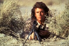 Mel Gibson - Lethal Weapon I (1987) Movie Still