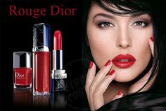 gotta love anything in red that's Dior