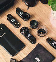 Pro Pack - lenses for smartphone Pixter Pack