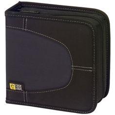 431737f2d7d5 Case Logic(R) 3200038 Nylon CD Wallets (32 Disc) Gadget Review,