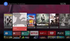 Android-TV добивается уникальности Smart TV Market