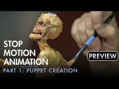 Special Effects Tutorial - Stop Motion Animation: Create a Wire Armature Puppet with the Chiodo Brothers