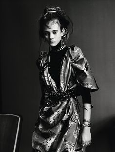 Paolo Roversi for Vogue UK September 2015