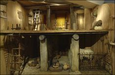 The Semitic Museum displays various aspects of domestic life in ancient Israel.
