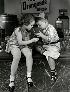 """""""SPANKY & OUR GANG""""....These kids were the cutiest things. I loved watching that show."""