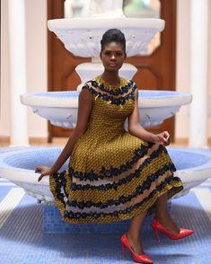 African Fashion Ankara, Ghanaian Fashion, African Inspired Fashion, Latest African Fashion Dresses, African Print Fashion, Africa Fashion, Short African Dresses, African Print Dresses, African Fashion Traditional