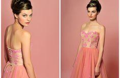 Lou Lou Pastel Prom Dresses ~ Alternative Bridal or bridesmaid dress