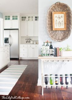 Lake House Kitchen |