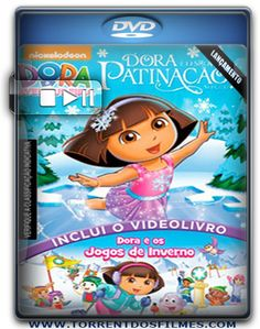 Baixar Desenho Dora a Aventureira e o Show de Patinação no Gelo 2015 Download Torrent DVD-R Dublado