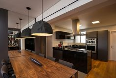 Cozinhas integradas - Casa e Decoração - UOL Mulher