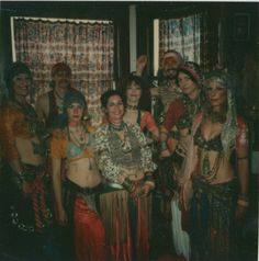 Old School Belly Dance: San Francisco Dance Troupe Pics by Larissa Archer