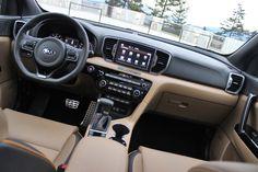 kia sportage 2017 brown interior - Buscar con Google
