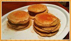 pancakes di grano saraceno miele e cannella