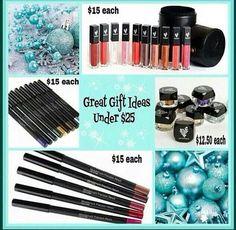 Younique Christmas.www.rachelsuniquebeauties.com