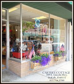 Carter's Cottage Interiors, Inc. in DeKalb, IL, Artisan Enhancements Retailer