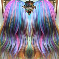 Pravana Piranha  Beauty: Fantasy Unicorn Purple Violet Red Cherry Pink yellow Bright Hair Colour Color Coloured Colored Fire Style curls haircut lilac lavender short long mermaid blue green teal orange hippy boho ombré woman lady pretty selfie style fade makeup grey white silver trend trending  Pulp Riot