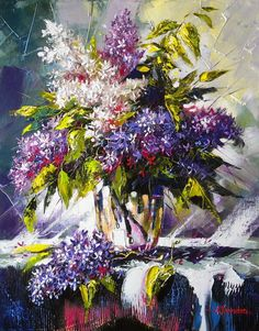 Free art print of Lilac bouquet in a vase. Get up to 10 Gallery-Quality Art Prints for Free. Free Art Prints, Canvas Art Prints, Painting Prints, Framed Canvas, Framed Prints, Painting Art, Orchids Painting, Lilac Painting, Lilac Bouquet