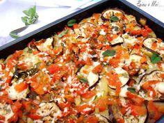 6 recettes de gratins d'été à tester d'urgence ! Le gratin de chou-fleur, on adore ! Bruschetta, Bento, Vegetable Pizza, Vegetables, Healthy, Ethnic Recipes, Food, Parents, Charlotte