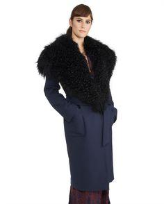 cbf83fdde27 Kempner Harlow Robe Coat Fall Chic