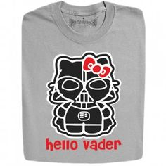 Starwars - Darth Vader - Hello Vader T-shirts and Hoodies