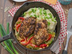Tgi Fridays Sizzling Chicken And Cheese Recipe - Food.com