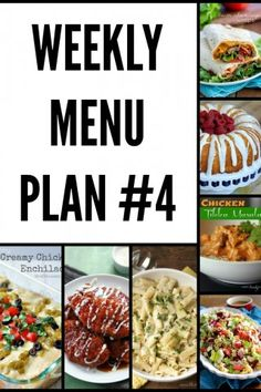 You searched for Weekly Menu Plan - Page 4 of 4 - The Recipe Critic