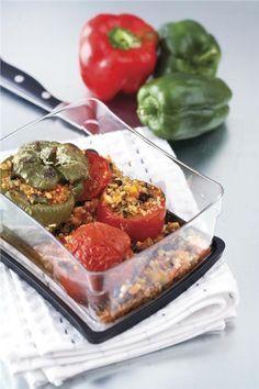 Vegetarian Recipes, Cooking Recipes, Healthy Recipes, Eat Greek, Greek Recipes, Food Processor Recipes, Main Dishes, Favorite Recipes, Meals