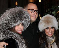 Fur Fashion, Fashion Wear, Winter Fashion, Coyote Fur Coat, Fur Hats, Fur Accessories, Crazy Outfits, Shearling Coat, Cool Hats
