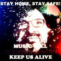 MUSIC WILL KEEP US ALIVE (Lockdown@Night) von DJ DEL B.  ⋆★⋆   [Bernard Del Bianchi] auf SoundCloud Dj, Night, Music, Movie Posters, Musik, Popcorn Posters, Film Posters, Music Activities, Musica