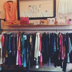 To consign or not to consign? A guide to clearing out your closet. —
