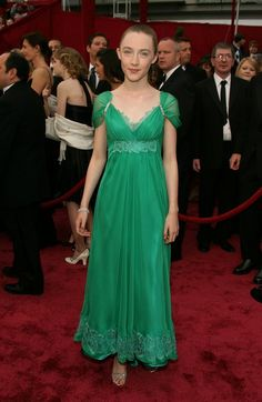 Saoirse Ronan - 80th Annual Academy Awards - Arrivals